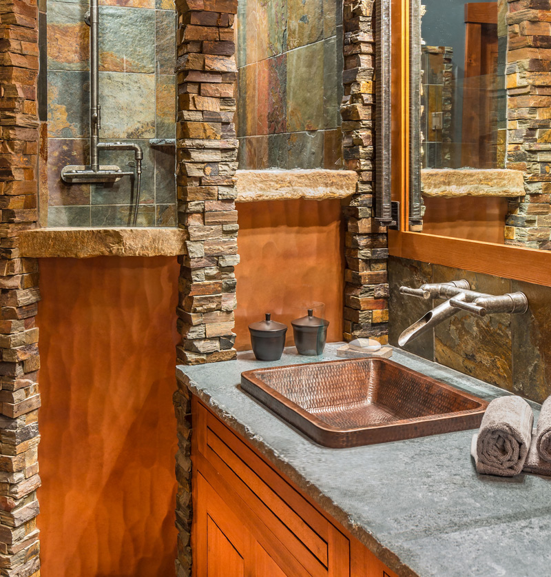 Pagosa home details